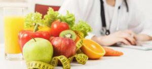 Curso de nutrición y dietética online certificado