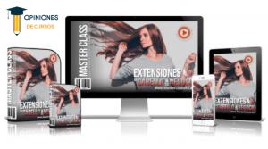 Extensiones de Cabello como negocio Mayra Alejandra Peña