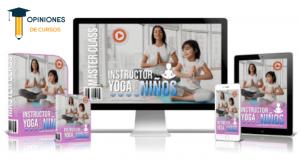 Instructor de Yoga para Niños María Nicolás Lajarín