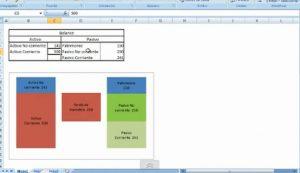 Operaciones contables con Microsoft Excel
