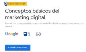 curso de marketing digital gratis 2021