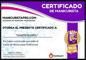 Curso de manicurista profesional certificado