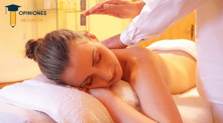 Cursos de masajes