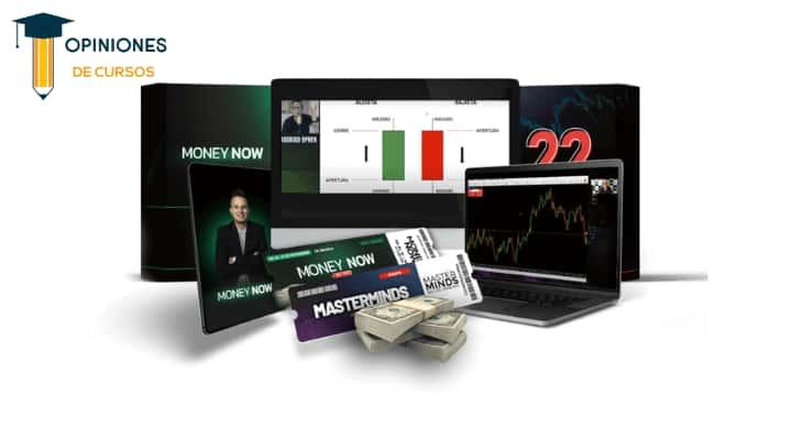 Opiniones y comentarios del curso Money Now de Rodrigo Sprea ¿Vale la pena?